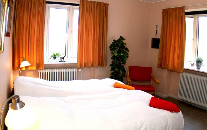 disability friendly double room