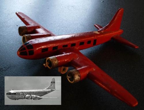 Flyhistorie