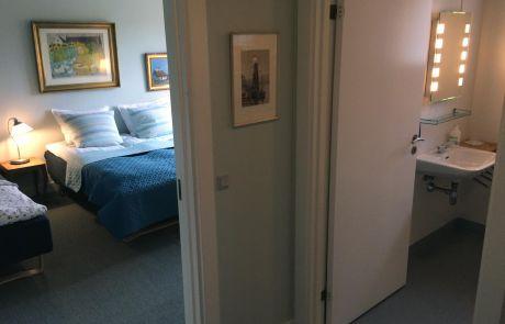 Værelse 2-5 Hotel Lolland